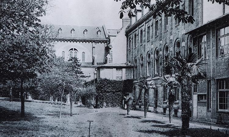 Lübeck, école privée Paris 16